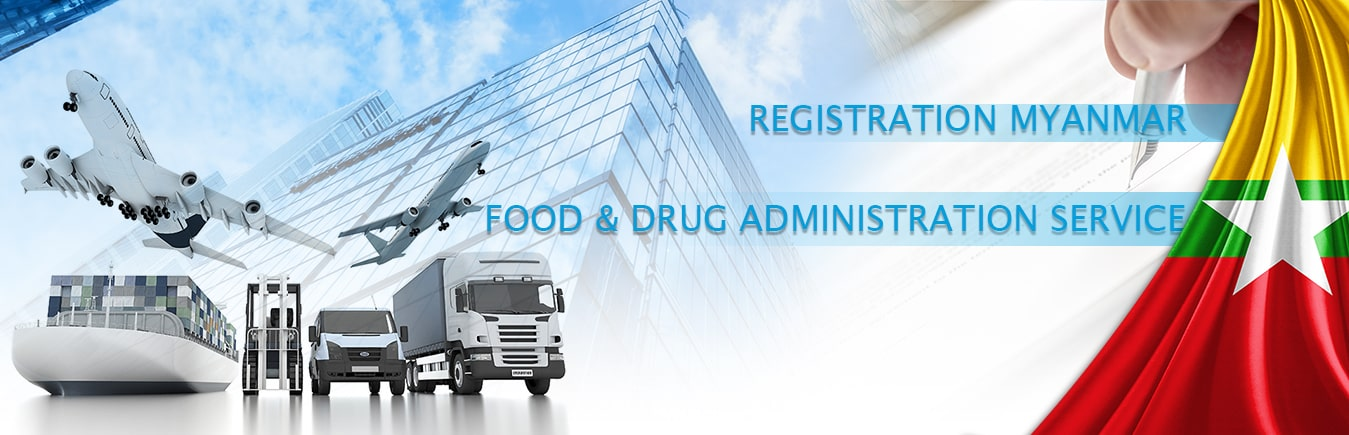 Myanmar FDA Registration Service